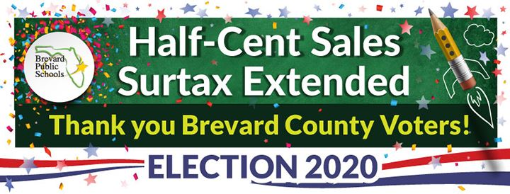 Sales Surtax Renewal Thank You