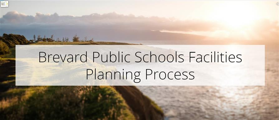 Facilities Planning Process