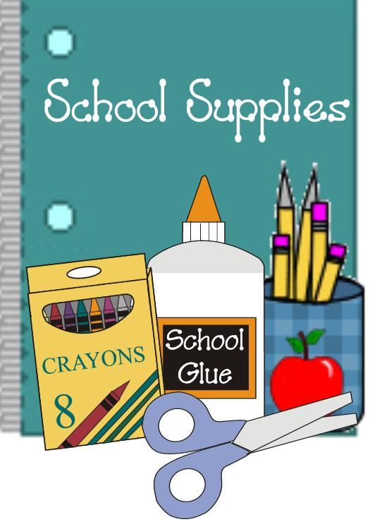 SCHOOL GENERAL SUPPLY LIST
