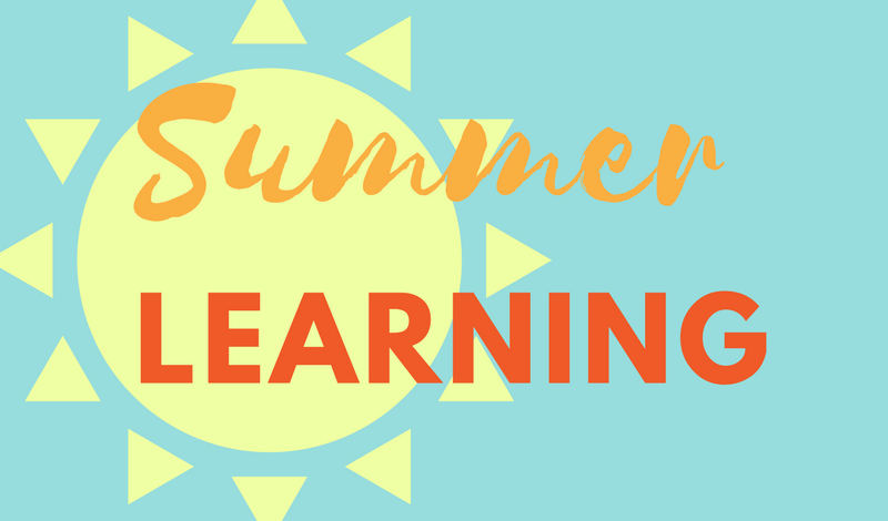 Optional Online Summer Learning Opportunities