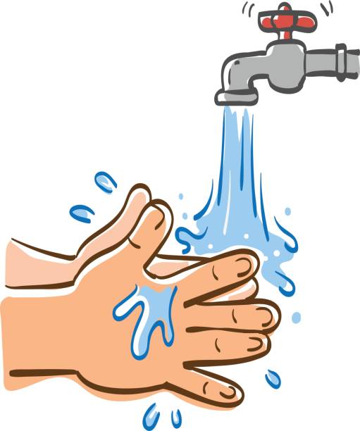 Stop Germs! Wash Your Hands