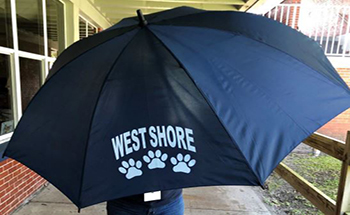Purchase West Shore Umbrellas and Coupon Books