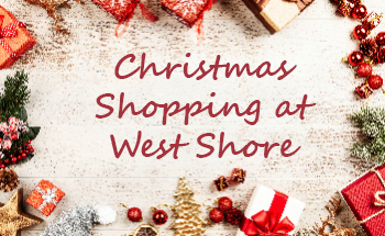 Purchase West Shore Umbrellas and Coupon Books for Christmas!!