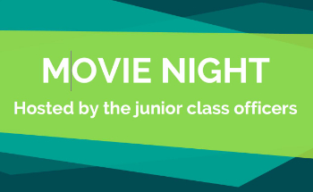 Movie Night Hosted by Jr Class Officers