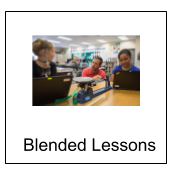 Blended Learning Lessons