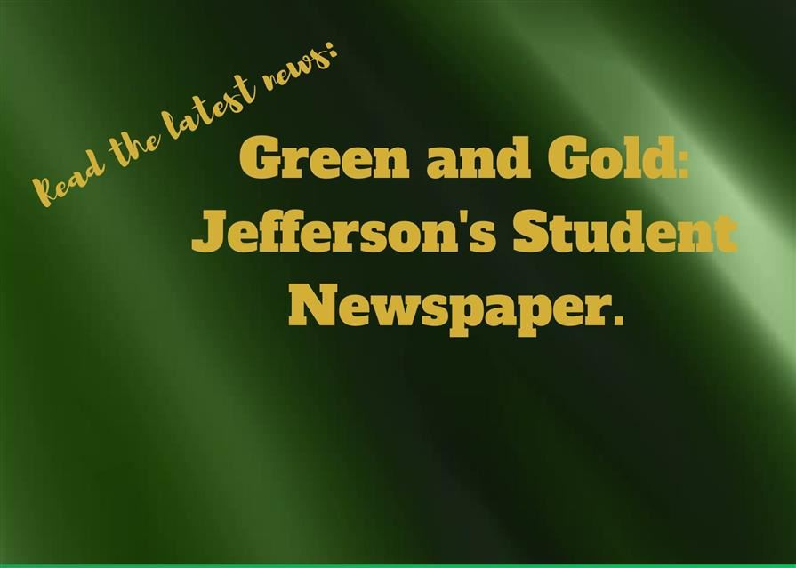 Get the Green and Gold Here!