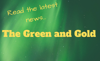 The Green and Gold - Last Issue of the Year!