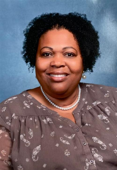 Mrs. Parks our new Assistant Principal