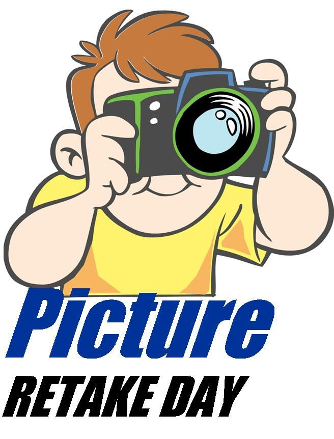 Individual Picture Day Retakes Nov. 15th