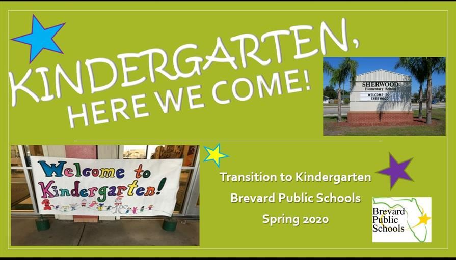 Kindergarten Orienataion PowerPoint