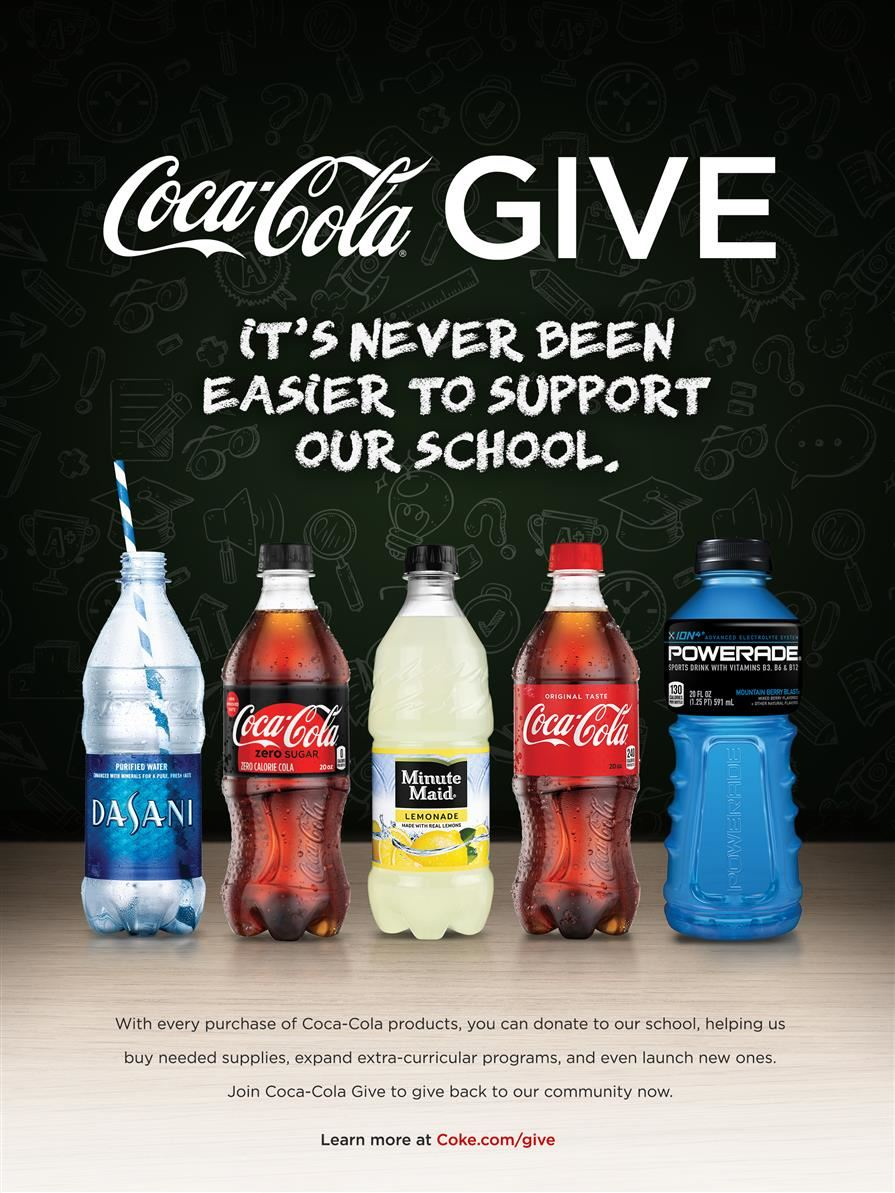 image of coca cola bottles for fundraiser0