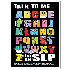speech language poster