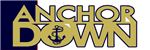 Anchor Down Logo