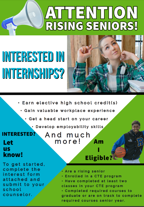 Rising Seniors Internship Form