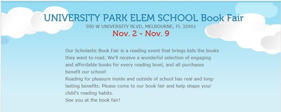 School Bookfair