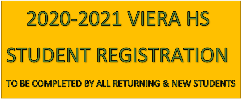 Registration Packet 2020-21 School Year