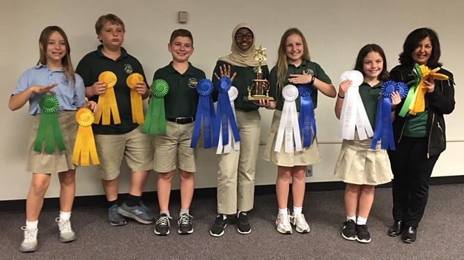 We are so proud of the WMSS FPS Team! Click for details on their win!