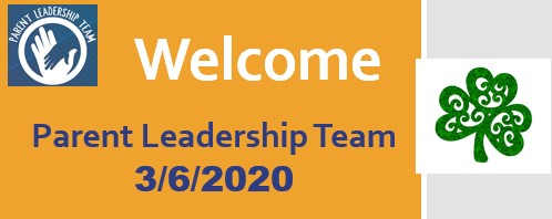 Parent Leadership Team Information: Click for PDF!