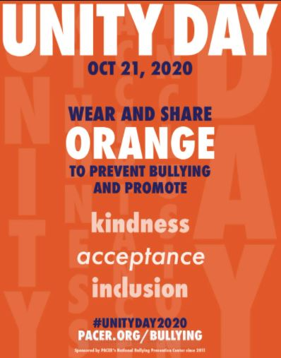 Unity Day, October 21st