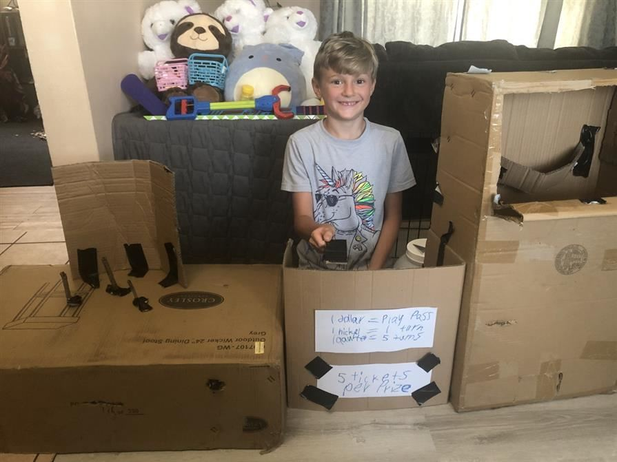 BPS Virtual Cardboard Challenge-Click for details!