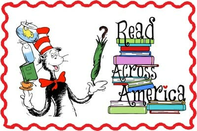 WMSS is ready to celebrate Read Across America/Dr. Seuss Week!