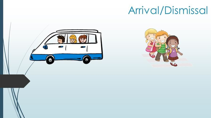 Arrival/Dismissal Policies and Procedures