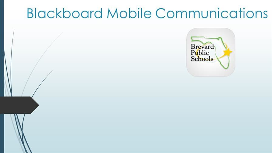 Blackboard Mobile Communications